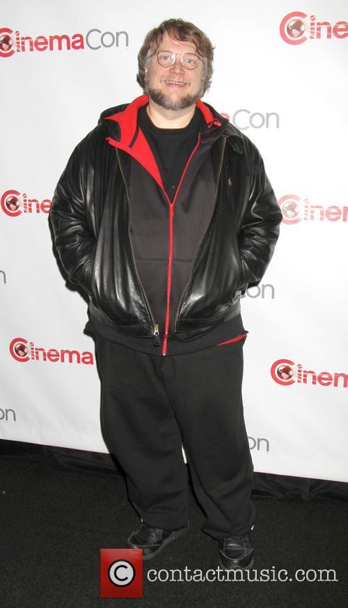 Guillermo Del Toro, CinemaCon