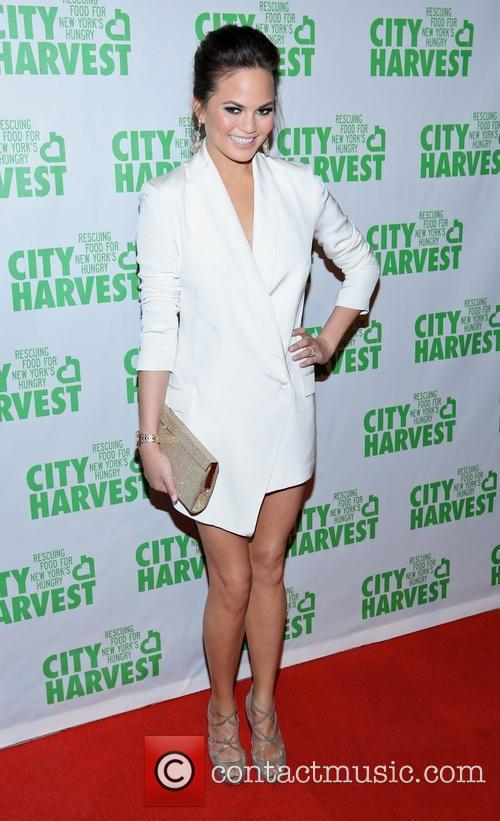 christine teigen the 19th annual city harvest 3610179