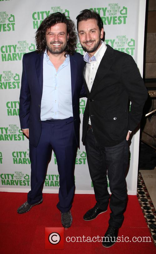 City Harvest honors acclaimed Chef Marc Murphy at...