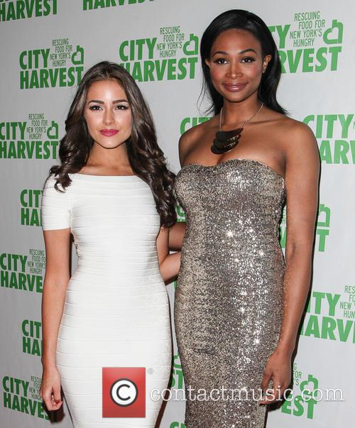 Olivia Culpo and Nana Meriwether 4