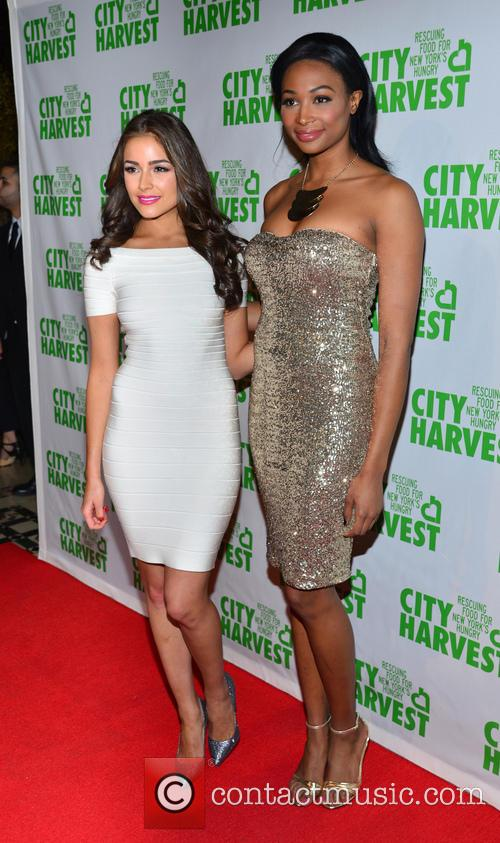 Practical Magic, Olivia Culpo, Nana Meriwether, Cipriani 42nd Street