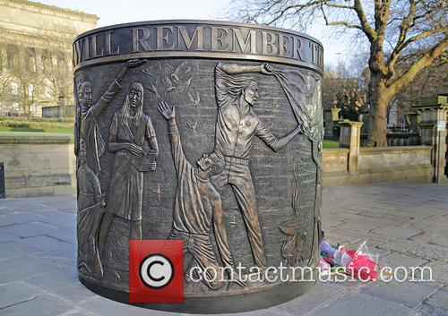 New memorial unveiled in Liverpool