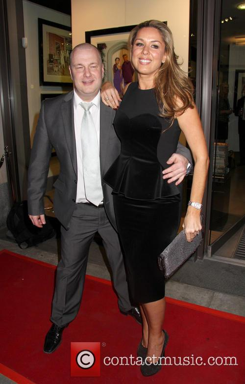 claire sweeney ok magazine 20th anniversary party 3611326