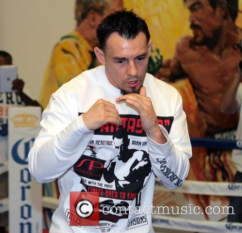 Las Vegas and Robert Guerrero 2