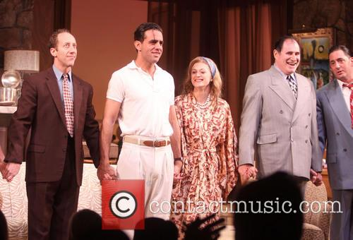 Joey Slotnick, Bobby Cannavale, Marin Ireland, Richard Kind and Reg Rogers 2