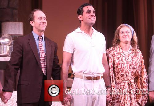 Joey Slotnick, Bobby Cannavale and Marin Ireland 1