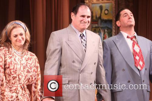 Marin Ireland, Richard Kind and Reg Rogers 1