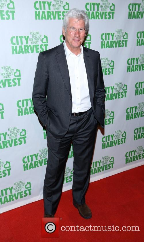richard gere the 19th annual city harvest 3880877