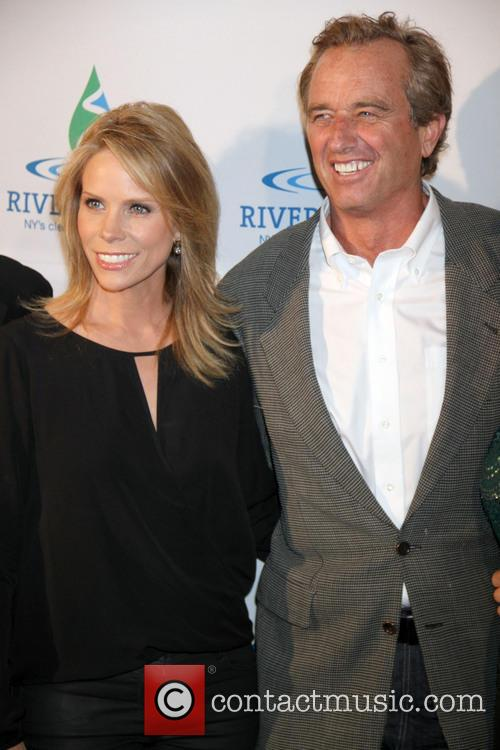 Cheryl Hines and Robert Kennedy Jr 2