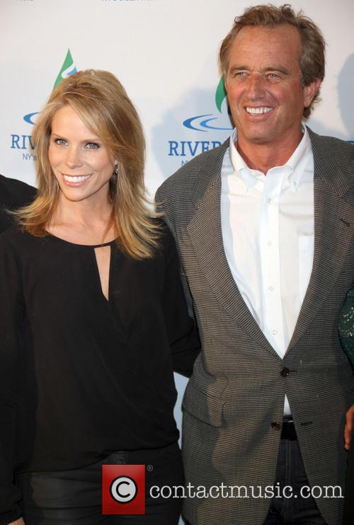 Cheryl Hines and Robert Kennedy Jr 3