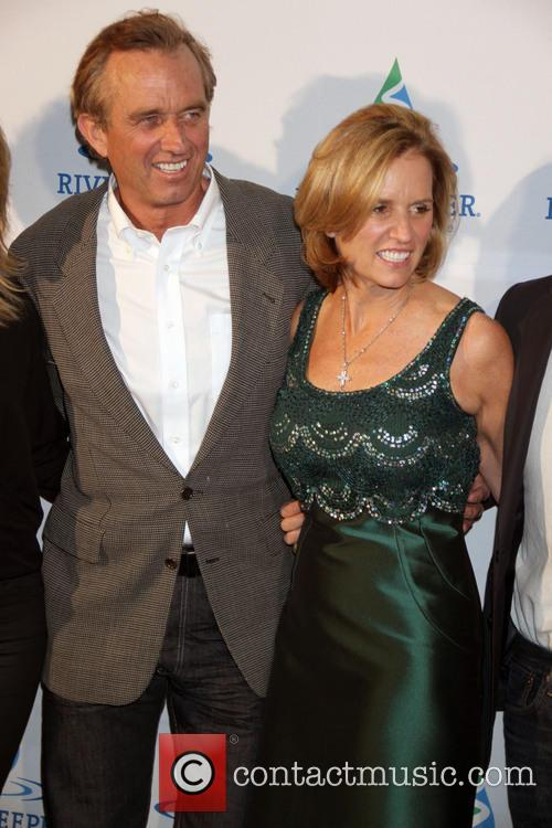 Robert Kennedy Jr and Kerry Kennedy 4
