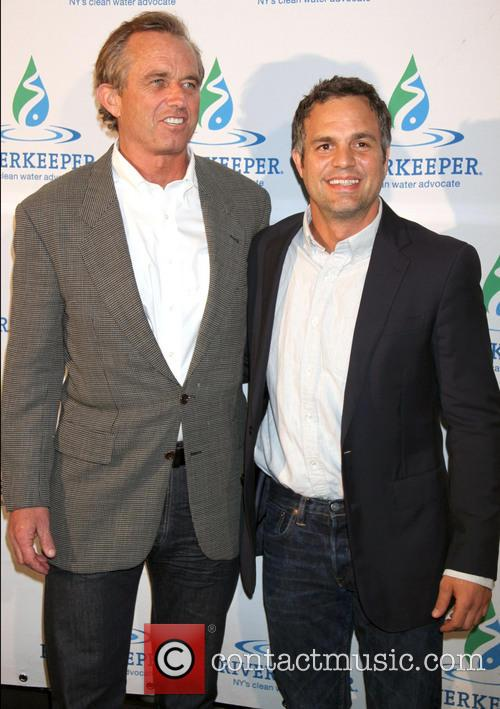 Robert Kennedy Jr and Mark Ruffalo 2