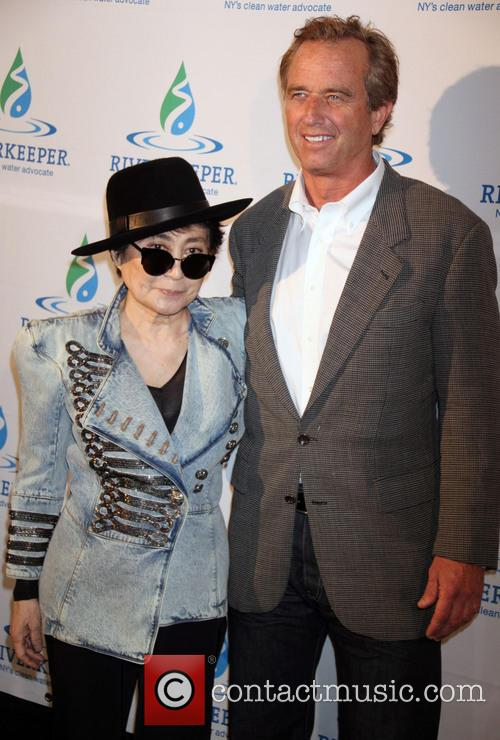 yoko ono robert kennedy jr 2013 riverkeepers fishermens 3610552