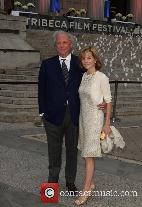Graydon Carter and Anna Scott 4