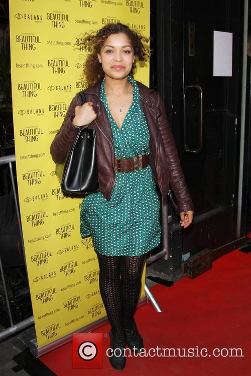antonia thomas beautiful thing press night 3612652