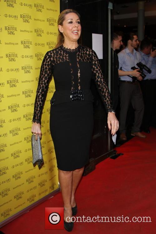 claire sweeney beautiful thing press night 3612657