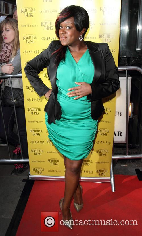 Beautiful Thing and Tameka Empson 11