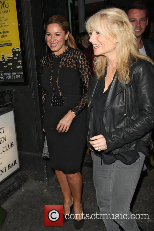 Gaby Roslin and Claire Sweeney 2