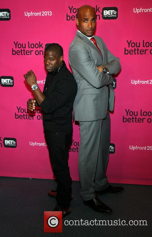 Kevin Hart and Boris Kodjoe 3