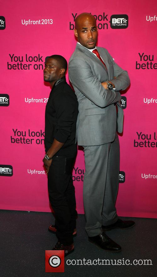 Kevin Hart and Boris Kodjoe 1