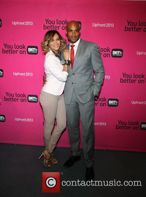 Nicole Ari Parker and Boris Kodjoe 3