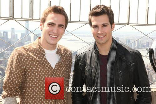 James Maslow and Kendall Schmidt 4