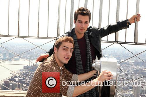 James Maslow and Kendall Schmidt 5