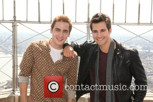 James Maslow and Kendall Schmidt 6