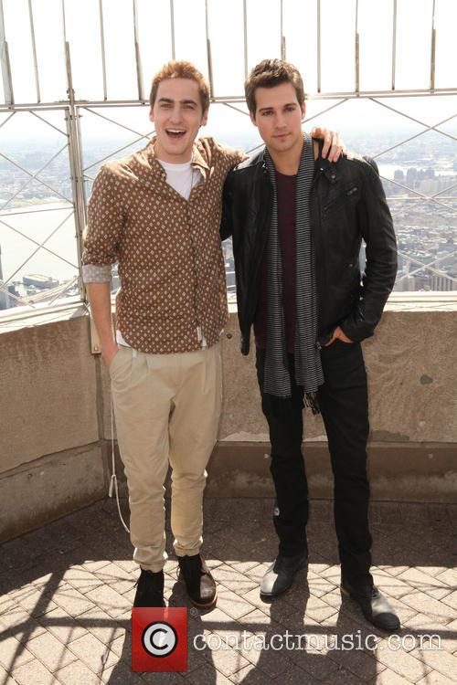 James Maslow and Kendall Schmidt 7
