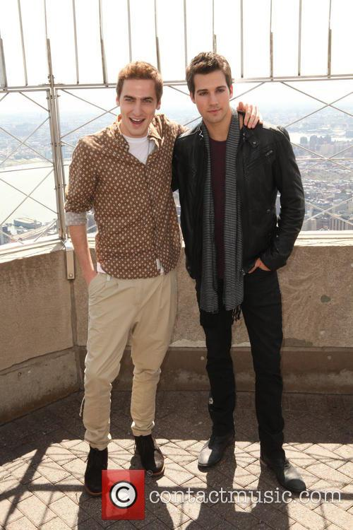 James Maslow and Kendall Schmidt 1