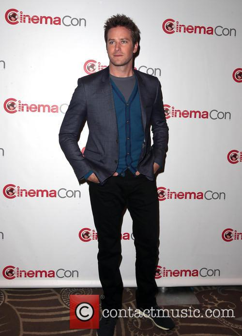 armie hammer disney event during 2013 cinemacon 3612251