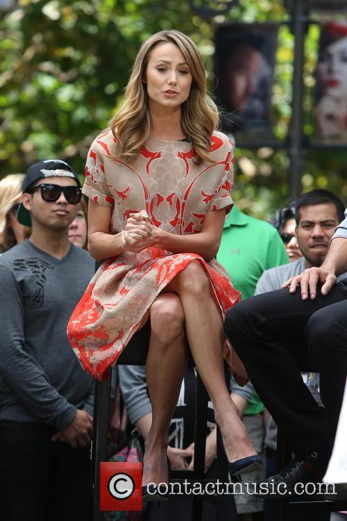 Stacy Keibler, The Grove
