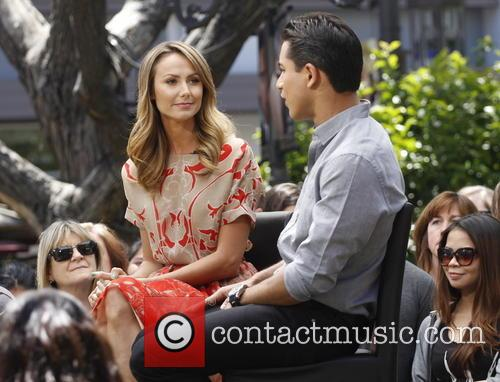 Stacy Kiebler and Mario Lopez 3