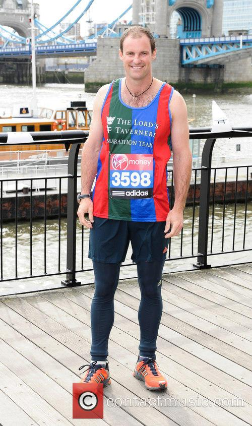 andrew strauss london marathon photocall 3611820