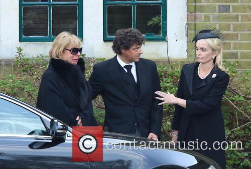 Carol Thatcher, Marco Grass and Sarah Jane Russell 7