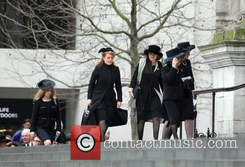 Sarah Ferguson, Duchess Of York and Guests 2