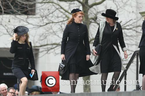 Sarah Ferguson, Duchess Of York and Guests 4