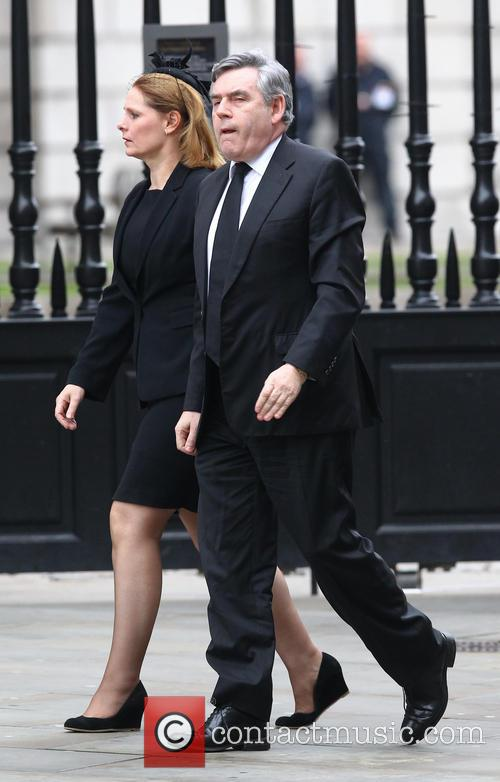 Gordon Brown and Sarah Brown 2