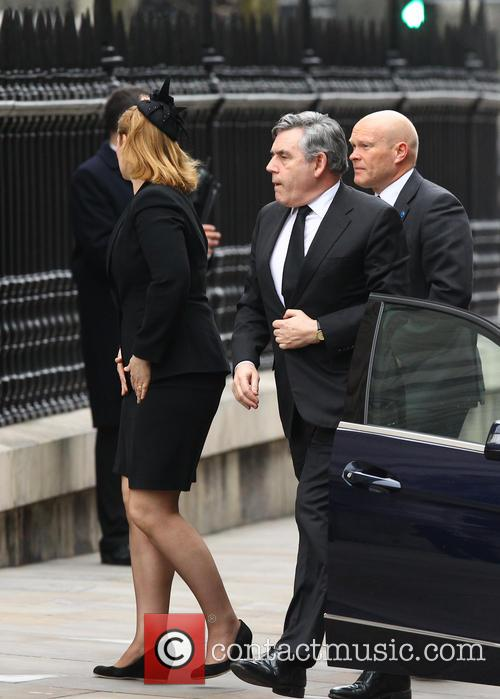 Gordon Brown and Sarah Brown 3