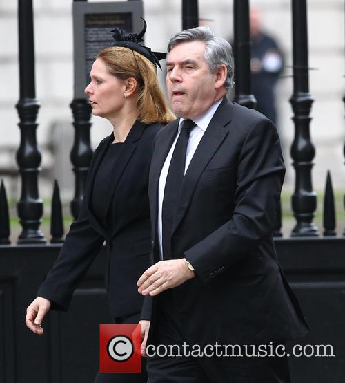 Gordon Brown and Sarah Brown 4