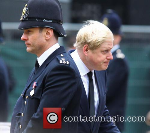 Boris Johnson and Margaret Thatcher 8