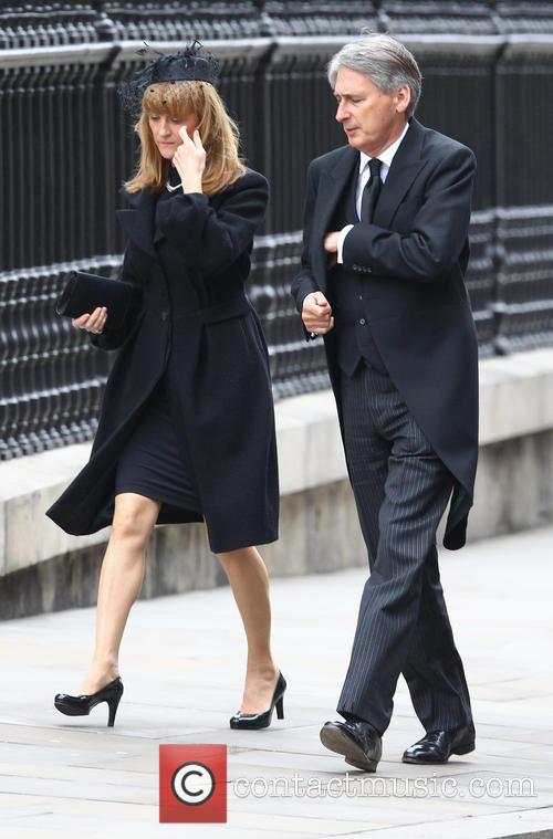 Margaret Thatcher, Susan Hammond and Phillip Hammond 2