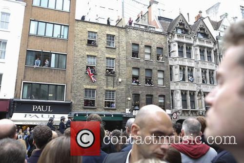 Atmosphere, View, Baroness Thatcher and Margaret Thatcher 3