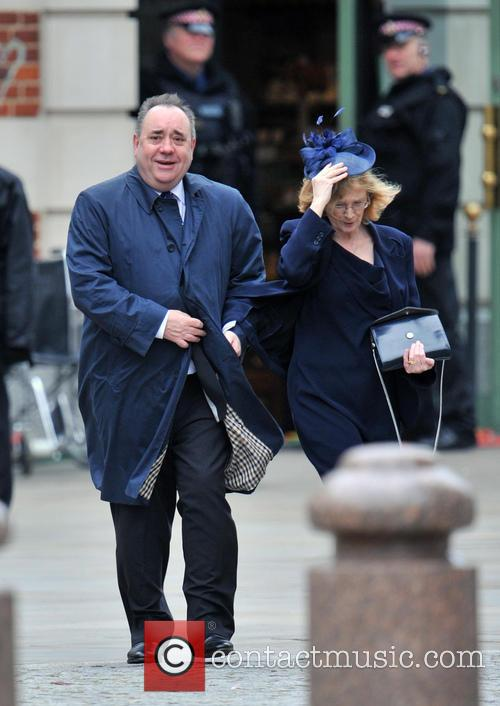 Alex Salmond and Guest 3