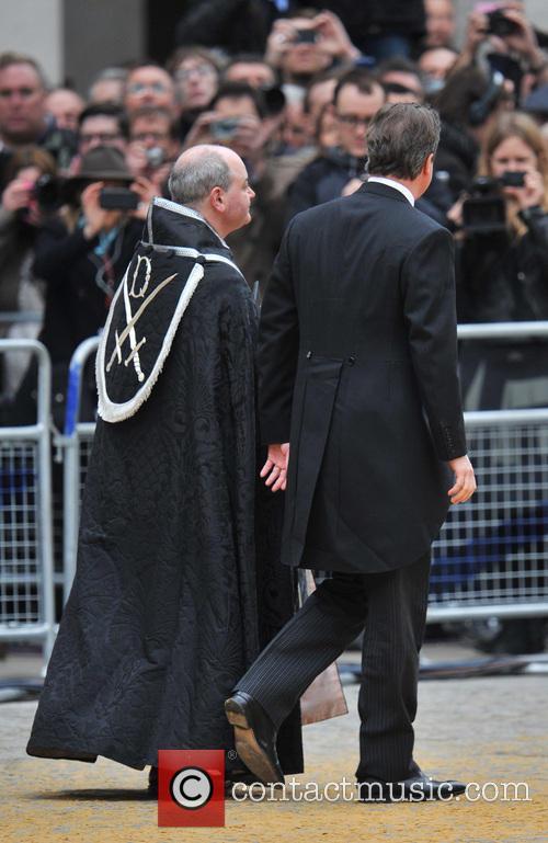 David Cameron and Revd. Mark Oakley 2