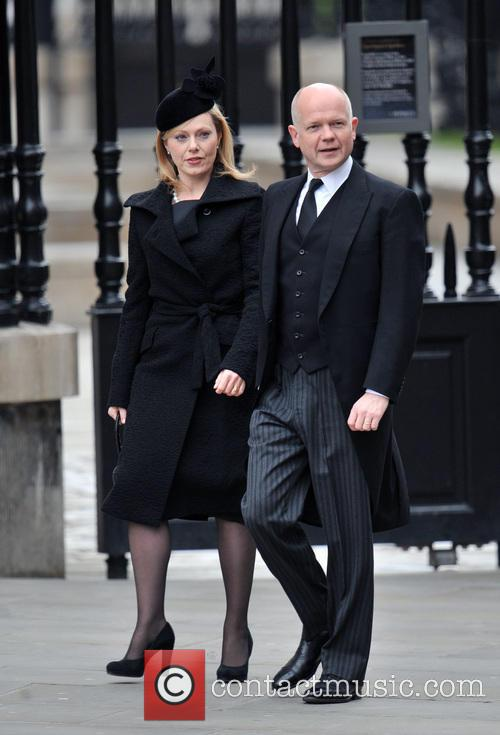 William Hague and Ffion Jenkins 3