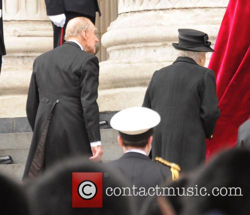 Queen Elizabeth II, Prince Philip, Duke of Edinburgh, St Paul's Cathedral