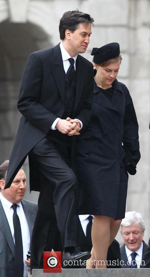 Margaret Thatcher, Ed Milliband, Justine Thornton, St Pauls Cathedral