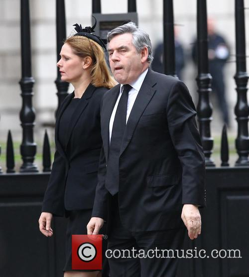 Gordon Brown and Sarah Brown 8