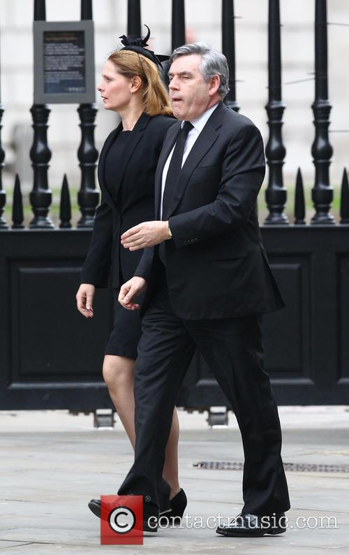 Gordon Brown and Sarah Brown 1